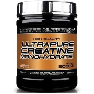 Comprar Creatina SCITEC - ULTRA PURE CREATINE MONOHYDRATE 500 GR marca Scitec Nutrition. Precio 15,35€