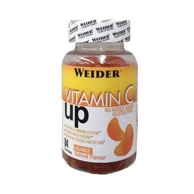 Comprar Vitaminas WEIDER - VITAMIN C UP GOMINOLAS - 84 GOMINOLAS marca Weider. Precio 8,99€