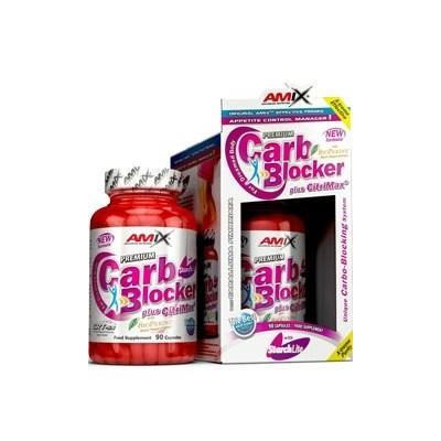Comprar Bloqueadores De Carbohidratos AMIX - CARB BLOCKER & STARCHLITE 90 CAPS marca Amix ® Nutrition. Precio 31,90€