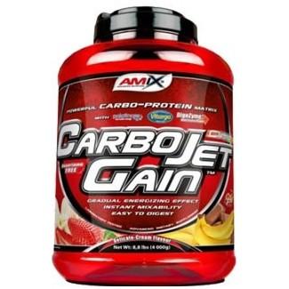 Comprar Hidratos de Carbono AMIX - CARBOJET GAIN 4 KG marca Amix ® Nutrition. Precio 56,90€