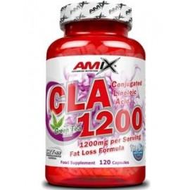 Comprar Reductores Sin Estimulantes AMIX - CLA 1200 - ÁCIDO LINOLEICO 120 CAPS marca Amix ® Nutrition. Precio 27,20€