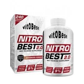Comprar Voluminizadores VITOBEST - NITROBEST 120 CAPS marca VitOBest. Precio 32,90€