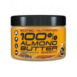 Comprar Cremas y Mantequillas SCITEC - 100% ALMOND BUTTER - MANTEQUILLA DE ALMENDRAS marca Scitec Nutrition. Precio 18,90€