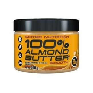 Comprar Cremas y Mantequillas SCITEC - 100% ALMOND BUTTER - MANTEQUILLA DE ALMENDRAS 500 GR marca Scitec Nutrition. Precio 12...