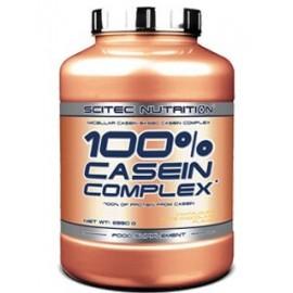 Comprar Caseína SCITEC - 100% CASEIN COMPLEX 2.3 KG marca Scitec Nutrition. Precio 49,39€