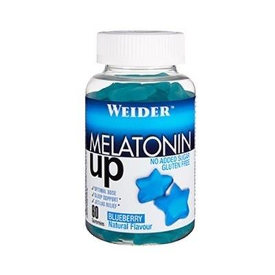 Comprar Vitaminas WEIDER - MELATONIN UP GOMINOLAS - 60 GOMINOLAS marca Weider. Precio 6,11€