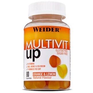 Comprar Vitaminas WEIDER - MULTIVIT UP GOMINOLAS - MULTIVITAMINICO - 80 GOMINOLAS. marca Weider. Precio 9,99€