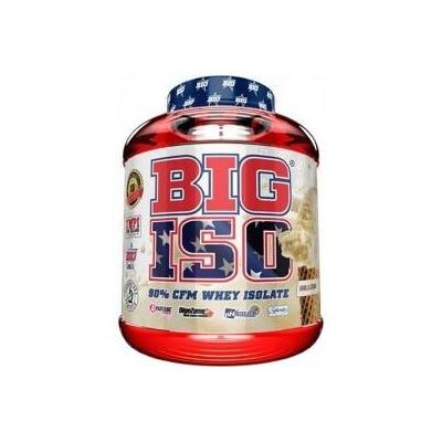 Comprar Aislado de Proteína BIG - ISO 90% CFM WHEY ISOLATE 2 KG marca Big. Precio 56,40€