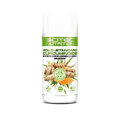 Comprar Sazonadores SCITEC - GREEN SERIES - CURCUMINOIDS 60 CAPS marca Scitec Nutrition. Precio 7,95€