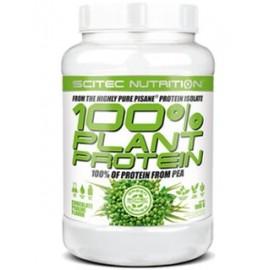 Comprar Proteínas Veganas SCITEC - 100% PLANT PROTEIN - PROTEINA VEGETAL marca Scitec Nutrition. Precio 21,59€