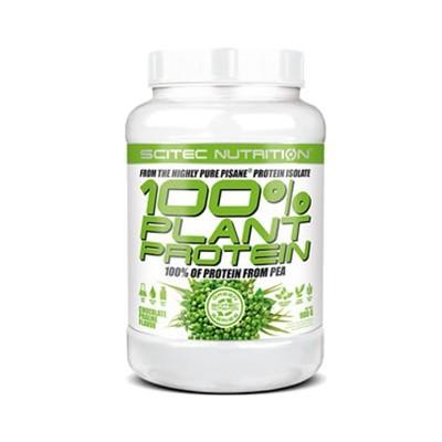 Comprar Proteínas Veganas SCITEC - 100% PLANT PROTEIN - PROTEINA VEGETAL 900 GR marca Scitec Nutrition. Precio 18,82€