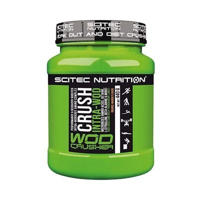 Comprar Pre-Entrenos SCITEC - WOD CRUSHER - CRUSH INTRA-WOD - PRE-ENTRENO 440 GR marca Scitec Nutrition. Precio 19,40€