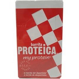 Comprar Barritas de Proteína NUTRISPORT - BARRITA PROTEICA marca NutriSport. Precio 29,99€