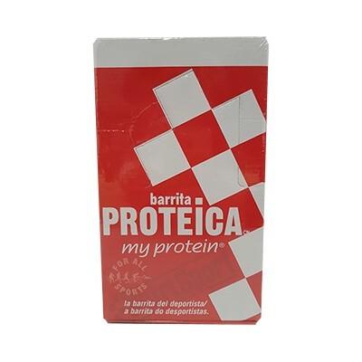 Comprar Barritas de Proteína NUTRISPORT - BARRITA PROTEICA 24 BARRITAS * 46 GRAMOS marca NutriSport. Precio 31,90€
