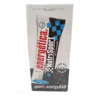 Comprar Barritas Energéticas NUTRISPORT - BARRITA ENERGÉTICA 24 BARRITAS * 44 GR marca NutriSport. Precio 30,10€