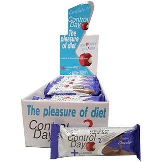 Comprar Pérdida de Peso NUTRISPORT - BARRITA CONTROL DAY 24 BARRITAS * 44 GR marca NutriSport. Precio 30,90€