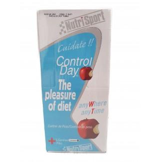 Comprar Pérdida de Peso NUTRISPORT - BARRITA CONTROL DAY 24 BARRITAS * 44 GR marca NutriSport. Precio 31,59€