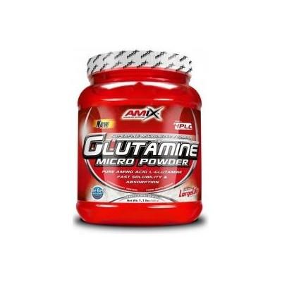 Comprar Glutamina AMIX - GLUTAMINA 500 GR marca Amix ® Nutrition. Precio 36,90€