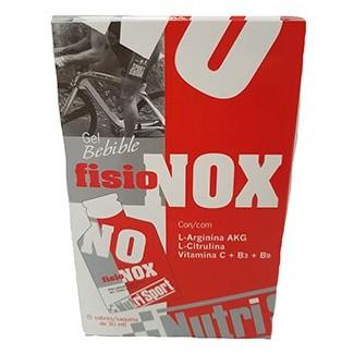 Comprar Pre-Entrenos NUTRISPORT - FISIONOX 5 GELES * 30 ML marca NutriSport. Precio 11,40€