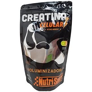 Comprar Creatina NUTRISPORT - CREATINA CELULAR 500 GR marca NutriSport. Precio 20,90€