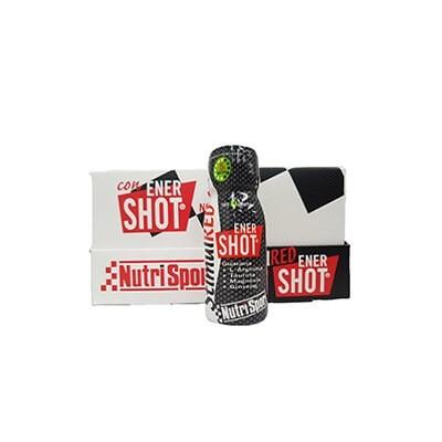 Comprar Bebidas Deportivas NUTRISPORT - STIMUL RED ENER 20 SHOT - 60 ML marca NutriSport. Precio 38,75€