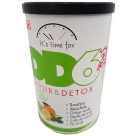 Comprar Dietética NUTRISPORT - DD6 DEPUR & DETOX marca NutriSport. Precio 19,88€