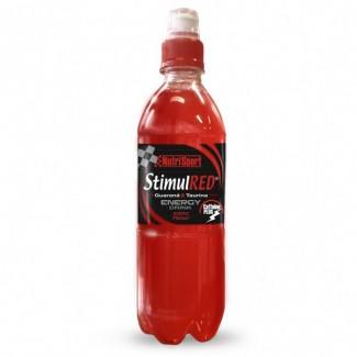 Comprar Bebidas Deportivas NUTRISPORT - STIMUL RED DRINK 1 BOTELLA * 500 ML marca NutriSport. Precio 1,94€