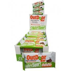 Comprar Barritas de Proteína NUTRISPORT - BARRITA OUTDOOR marca NutriSport. Precio 25,60€