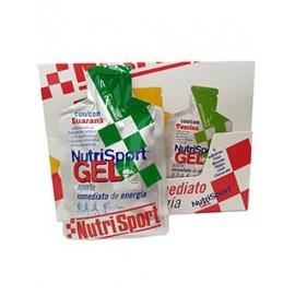 Comprar Geles Energéticos NUTRISPORT - GEL GUARANÁ 24 GELES * 40 GR marca NutriSport. Precio 40,80€