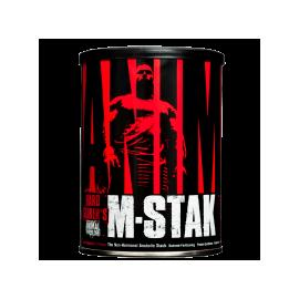 Comprar Testosterona ANIMAL - M-STAK - 21 PACKS marca Universal. Precio 42,50€