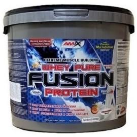 Comprar Concentrado de Suero AMIX - WHEY PURE FUSION 4 KG marca Amix ® Nutrition. Precio 103,90€