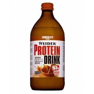 Comprar Proteínas Listas para Consumo WEIDER - PROTEIN DRINK 500 ML marca Weider. Precio 2,72€