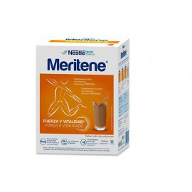 Comprar Inicio MERITENE - FUERZA Y VITALIDAD SOBRES marca Nestle. Precio 16,75€
