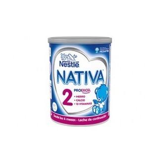 Comprar Infantil NATIVA - 2 ALIMENTACION BEBES DESDE 6 MESES marca Nestle. Precio 8,39€