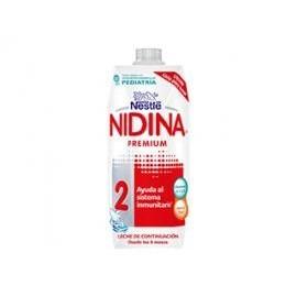 Comprar Infantil NIDINA - 2 LIQUIDA marca Nestle. Precio 1,34€