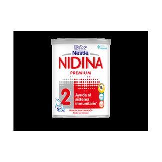 Comprar Inicio NIDINA - 2 LECHE DE CONTINUACIÓN A PARTIR DE 6 MESES marca NESTLE. Precio 12,50€