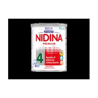 Comprar Infantil NIDINA - 4 LECHE DE CRECIMIENTO A PARTIR DE LOS 24 MESES marca Nestle. Precio 11,34€