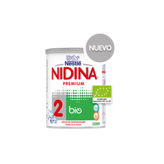 Comprar Inicio NIDINA - 2 BIO PARA BEBES DESDE 6 MESES marca Nestle. Precio 17,94€