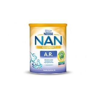 Comprar Infantil NAN - A.R. LECHE PARA LACTANTES CON REGURGITACIONES marca Nestle. Precio 17,20€