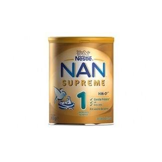 Comprar Infantil NAN SUPREME - 1 marca NESTLE. Precio 18,32€