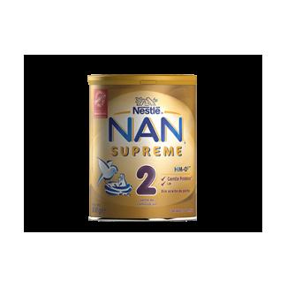 Comprar Infantil NAN SUPREME - 2 marca Nestle. Precio 15,80€