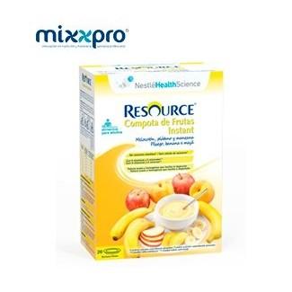 Comprar Dietética RESOURCE - PURE DE FRUTAS marca Nestle. Precio 13,51€