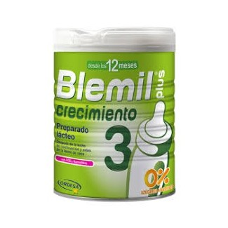Comprar Infantil BLEMIL - PLUS 3 CRECIMIENTO marca Blemil. Precio 12,99€