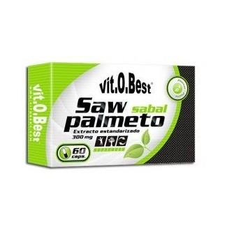 Comprar Vitaminas VITOBEST - SAW PALMETO 300MG 60CAPS marca VitOBest. Precio 16,90€