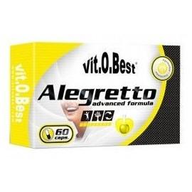 Comprar Aminoácidos Esenciales VITOBEST - ALEGRETTO 60 CAPS marca VitOBest. Precio 15,90€