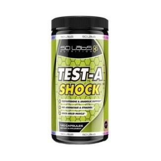 Comprar Testosterona SCILABS NUTRITION - TEST A SHOCK 120 CAPS marca Scilabs Nutrition. Precio 44,75€