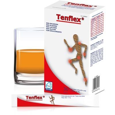 Comprar Colágeno y Articulaciones ARAFARMA - TENFLEX marca ARAFARMA. Precio 46,15€