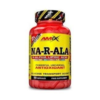 Comprar Vitaminas AMIX PRO - NA-R-ALA 60 CAPS marca Amix ® Nutrition. Precio 26,20€