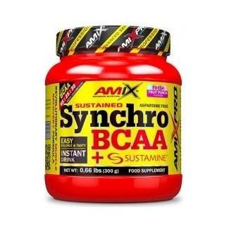 Comprar BCAA´S AMIX PRO - SYNCHRO BCAA + SUSTAMINE 300 GR marca Amix ® Nutrition. Precio 31,40€