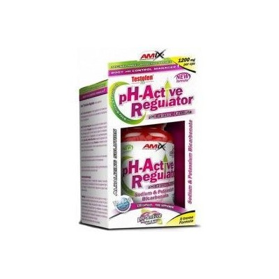 Comprar Vitaminas AMIX - PH-ACTIVE REGULATOR 120 CAPS marca Amix ® Nutrition. Precio 20,90 €